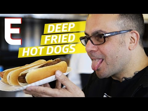 Xxx Mp4 Jersey S 89 Year Old Deep Fried Hot Dog Counter — The Meat Show 3gp Sex