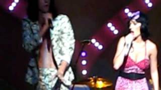 Katy Perry and 3OH!3- Starstrukk at Hammerstein Ballroom in NYC
