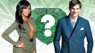 WHO'S RICHER? - Gabrielle Union or Ashton Kutcher? - Net Worth Revealed!