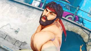 Adventures with Hot Ryu - Street Fighter V