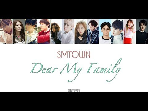 [STATION] SMTOWN- Dear My Family Lyrics #YouDidWellJonghyun