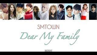 [STATION] SMTOWN- Dear My Family Lyrics #YouDidWellJonghyun