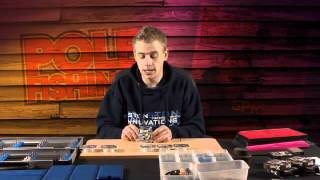 Paul Holland - Part 5 - Main lines and hook length lines.