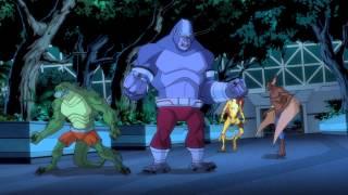 Batman Unlimited: l'instinct animal (VF) - Trailer