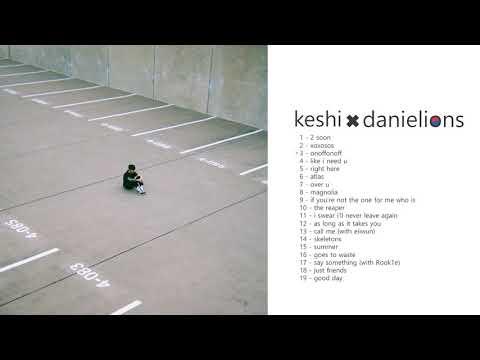 a keshi playlist 19 songs