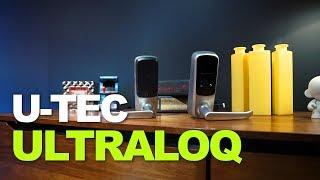 Keeping the PCs safe: U-Tec Ultraloq Smart Lock