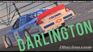 Rundown At Sundown - K&N National Series @ Darlington - iRacing