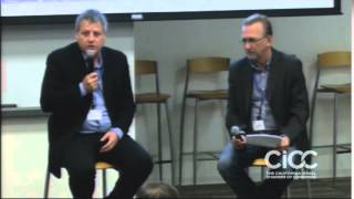 LightCyber fireside chat at CICC California Israel Int'l Business Summit - Oct. 22, 2014