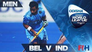 Belgium v India QF Highlights - Odisha Men