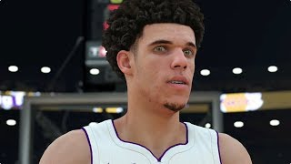 NBA 2K18 Big Baller Brand Shoes in the Game! Lonzo Ball ZO2