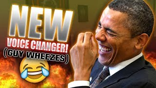 New VOICE CHANGER Voices Makes Guy WHEEZE 100 Times! | Best In Class