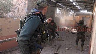 Urban warfare in Bashiqa: Kurds capture ISIS jihadist, suicide belt detonates [08.11.2016]