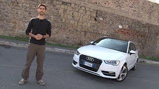 Audi A3 Sportback | La prova della qualità percepita