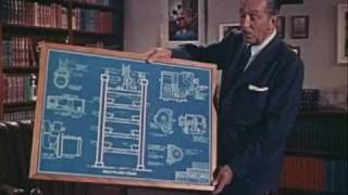 Walt Disney Introduces the Multiplane Camera