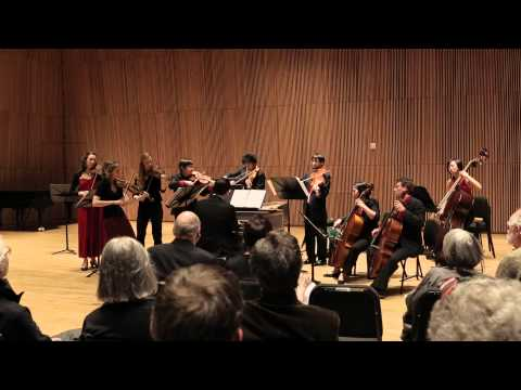 Telemann's Burlesque de Quixotte, TWV 55:G10, performed by New York Baroque Incorporated