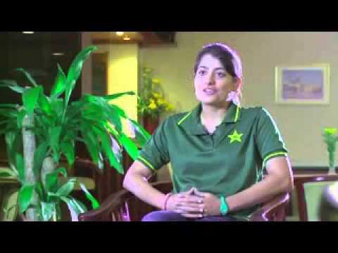 Xxx Mp4 Pakistan Woman Cricketer Sana Mir 39 S Video Profile 3gp Sex