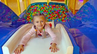 Fun Indoor Playground for kids Family playtime | Entertainment Playarea for Children