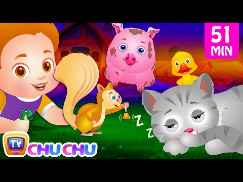 Are You Sleeping Little Johny? Farm Animals Song for Babies | ChuChu TV Nursery Rhymes & Kids Songs