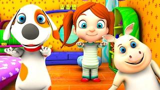 Wind The Bobbin Up | Kids Song | Kindergarten Nursery Rhymes & Baby Songs Collection