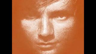 Ed Sheeran  Drunk Hd Audio