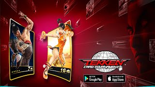 Tekken Card Tournament [Update adds Jin] VERSION 3.0 - Android Gameplay (HD)