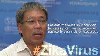 #ZikaVirus: ¨Viruses don't need a passport to cross boundaries¨