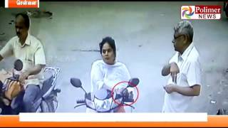 Chennai : Woman steals jewels using mesmerism,held | Polimer News