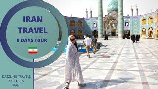 IRAN | TRAVEL VLOG