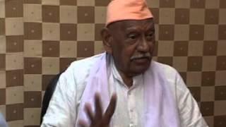 TukaramDadaMulakhat-तुकाराम दादा गीताचार्य यांची मुलाखत-Part2