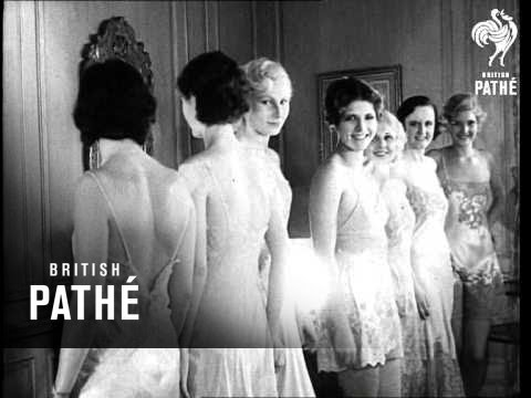 Nighties - And That's Not All! (1932)