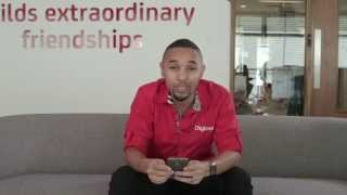 Topping up with the Digicel Top Up App