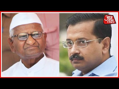 Sex CD Row: Anna Hazare Expresses Displeasure Over Arvind Kejriwal's Politics