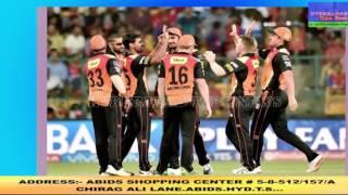 IPL 2017-Today's match10 Mumbai vs Hyderabad Preview & Prediction