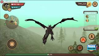 Dragon Sim Online / Online, the fantasy RPG / Android Gameplay Video #2