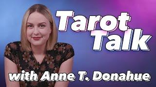 All Things Casting JonBenet | Tarot Talk with Anne T. Donahue
