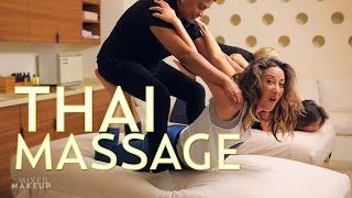 The Best Massage in Los Angeles is Thai Yoga | #TheSASS with Susan and Sharzad