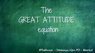 The GREAT Attitude equation
