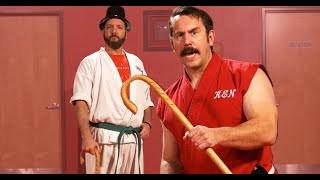 Master Ken: The Cane Martial Arts is B.S.