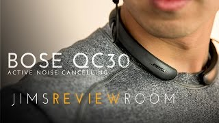 Bose QC30 Active Noise Cancelling Earphones - REVIEW