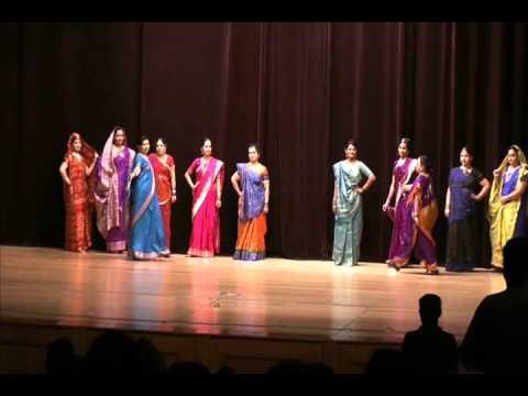 Indian Sarees Fashion Show