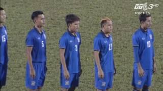 [2016.12.20] HAGL U21(Vietnam) - Thailand U21 : national anthems