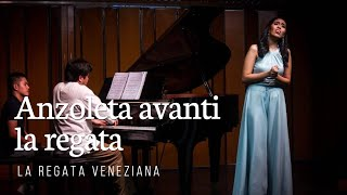 Anzoleta avanti la regata (from La Regata Veneziana) - G. Rossini