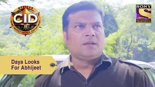 Your Favorite Character   Daya Looks For Abhijeet In The Jungle   CID