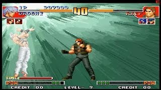 King of Fighters 97 play as OROCHI +download link