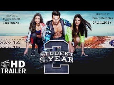 Student Of The Year 2 Trailer | Jhanvi Kapoor, Tiger Shroff & Sara Ali Khan Coming Soon