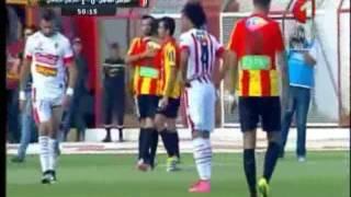 اهداف مباراة ( الأولمبي الباجي 0-2 الترجي الرياضي ) الدوري التونسي