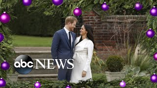 How Prince Harry and Meghan Markle will celebrate Christmas