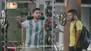 FIFA World Cup 2018 | Only on Robi My Sports | Watch FIFA World Cup Russia™ 2018