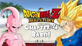 Dragon Ball Z: Buu's Fury | Chapter 4: Babidi