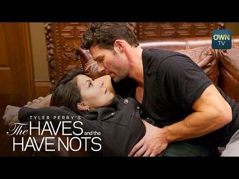 Wyatt's Tricky Moves | Tyler Perry's The Haves and the Have Nots | Oprah Winfrey Network